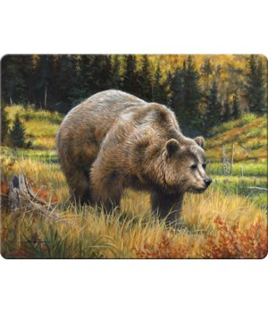 Cutting Board 12in x 16in - Grizzly