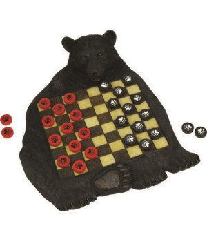 Checkerboard Set - Bear