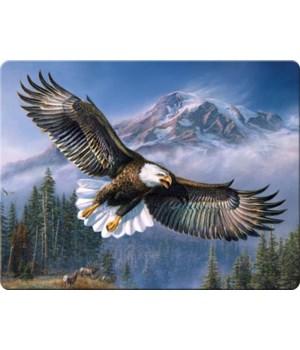 Cutting Board 12in x 16in - Eagle