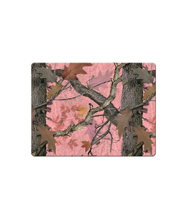 Cutting Board 12in x 16in - Pink Camo