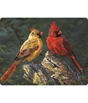 Cutting Board 12in x 16in - Cardinal