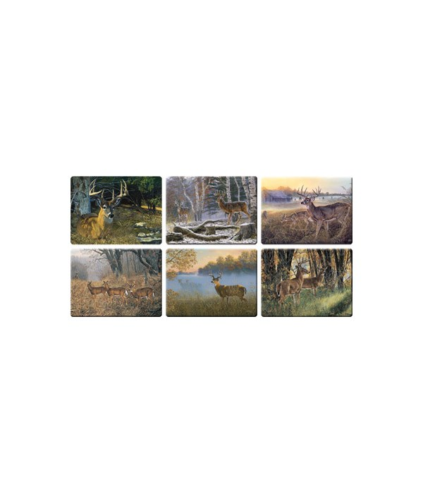 Cutting Board 12in x 16in - Assorted Deer
