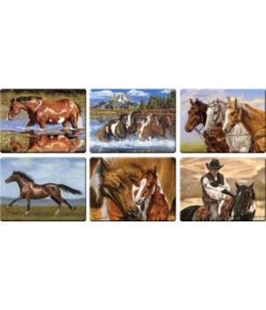 Cutting Board 12in x 16in - Assorted Horse