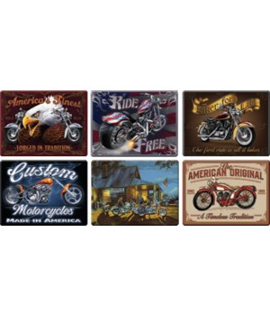 Cutting Board 12in x 16in - Assorted Motorcycle