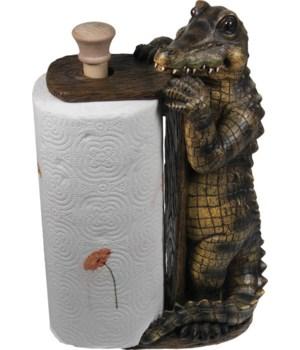 Paper Towel Holder - Alligator 16 in.