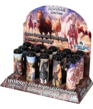M15 LED Flashlight  - Horse