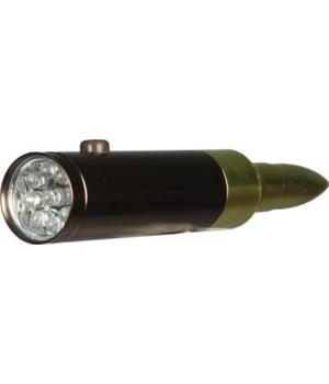 M18 LED Giant Bullet Flashlight 6.5 in.
