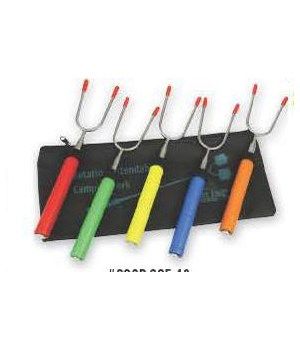 Camp Fork Rotating - 5-Pack 10 to 34 in.