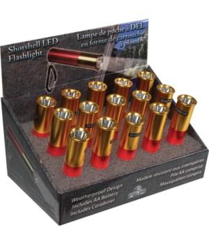 M15 LED Flashlight  - Shot Shell