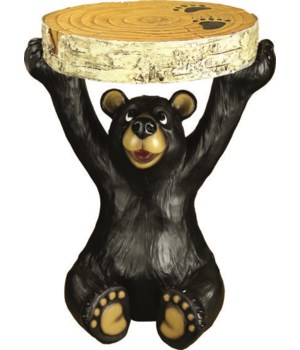 End Table - Bear 17.5 x 27 in.