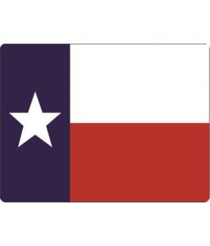 Cutting Board 12in x 16in - Texas Flag