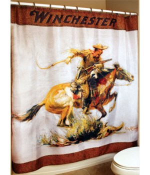 Shower Curtain - Winchester70 x 72 in.