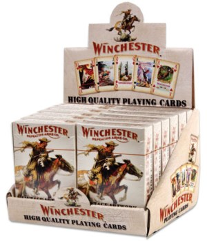 Playing Cards - Winchester