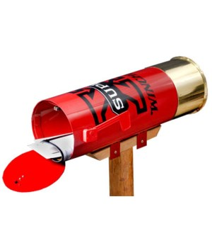 Mailbox - Winchester Super X 40 x 16 x 10 in.