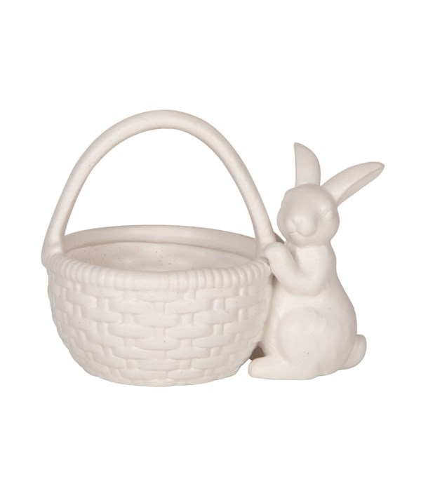 Cer Vanilla Bean Bunny Basket