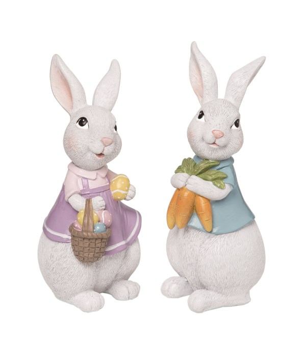 Res Bunny Figs S/2