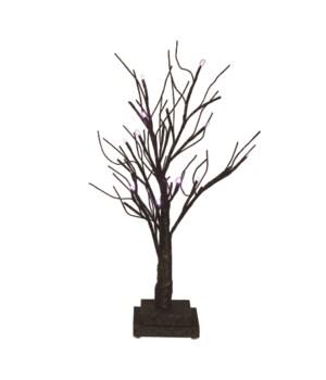 Sm Twig Light Up Halloween Tree