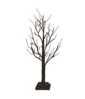 Lg Twig Light Up Halloween Tree