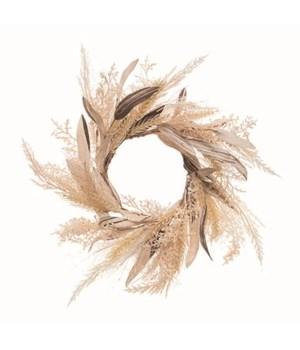 Wheat Harvest Wreath