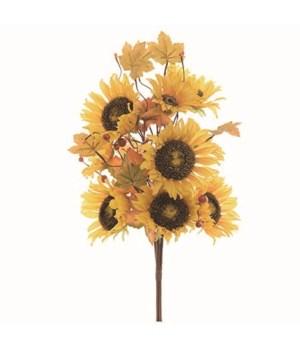 Golden Sunflower Spray