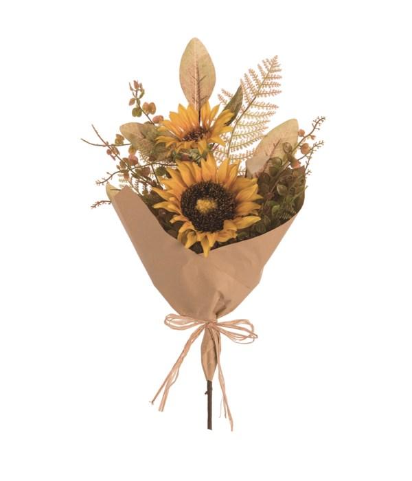Sunflower Spray Bouquet