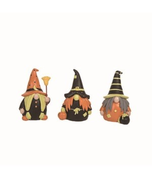 Res Witch Gnome Fig 3 Asst