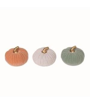Sm Res Velvet Pumpkin 3 Asst