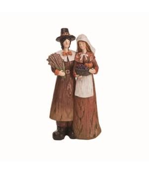 Res Harvest Pilgrim Couple