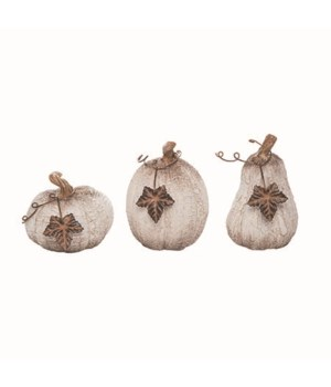 Res/Metal Wood Texture Pumpkin 3 Asst