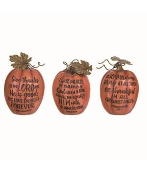 Res Scripture Pumpkin 3 Asst