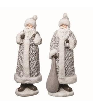 Res Snow Santa Fig 2 Asst