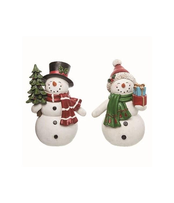 Lg Res Classic Snowman Fig 2 Asst