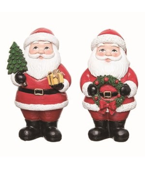 Res Retro Santa Fig 2 Asst