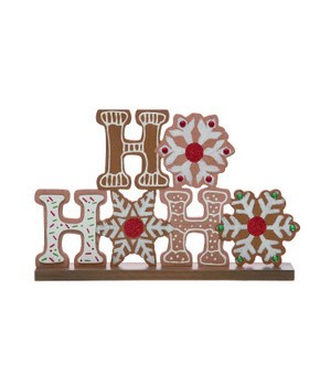 MDF Cookie Cut Out Decor