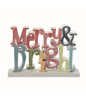 Res Merry & Bright Decor