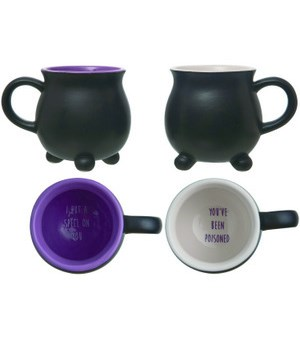 Dol Cauldron Mug 2 Asst