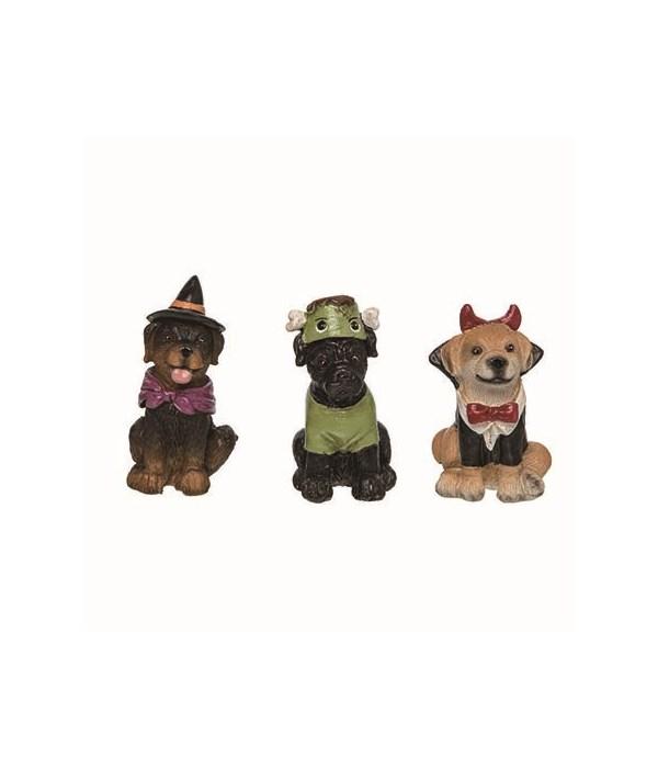 Res Costumed Dog Fig 3 Asst