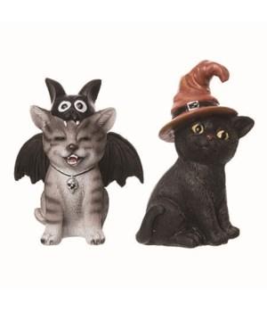Res Cat In Costume Fig 2 Asst