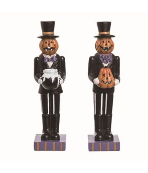 Res Top Hat Fancy Pumpkin Fig 2 Asst
