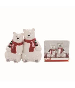 Dol Hugging Polar Bear S/P S/2