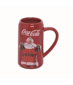 Dol 12Oz Santa w/6 Bottles Mug
