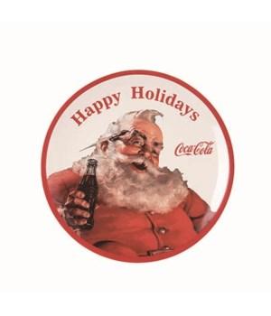 Dol Santa w/Bottle Plate