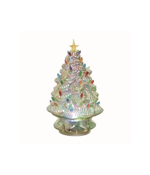 Glass L/U Nostalgic Tree