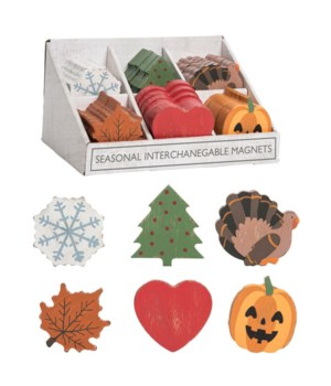MDF Changing Magnet Decor S/36 In PDQ