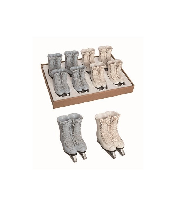 Res Mini Skate Containers w/Display S/8