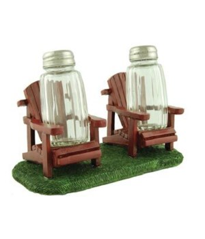 ADIRONDACK CHAIR S&P HOLDER ASST  6.5 in. x 3.75 in.