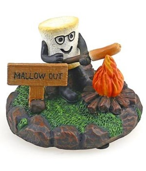 S-MORE MALLOW OUT BY FIRE
