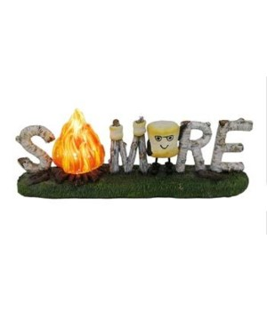 S-MORE WORD W/ BIRCH