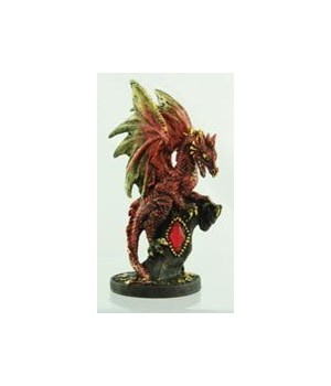 DRAGON SMALL PERCH AND STANDING ASST 3.5 in. - 4  in. t