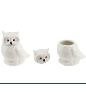 OWL COOKIE JAR